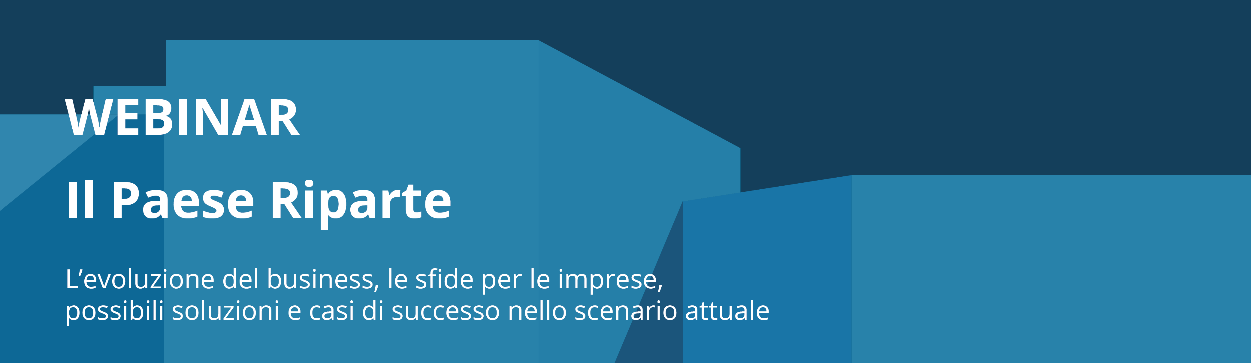 Webinar Tinexta Il Paese riparte - video
